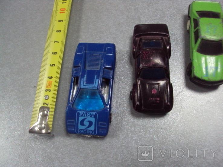 Машинка лот 5 шт, фото №3