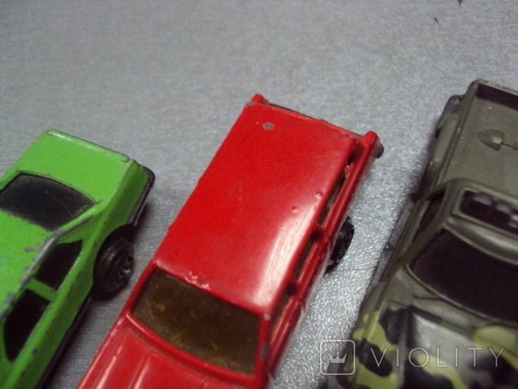 Машинка лот 5 шт, фото №7