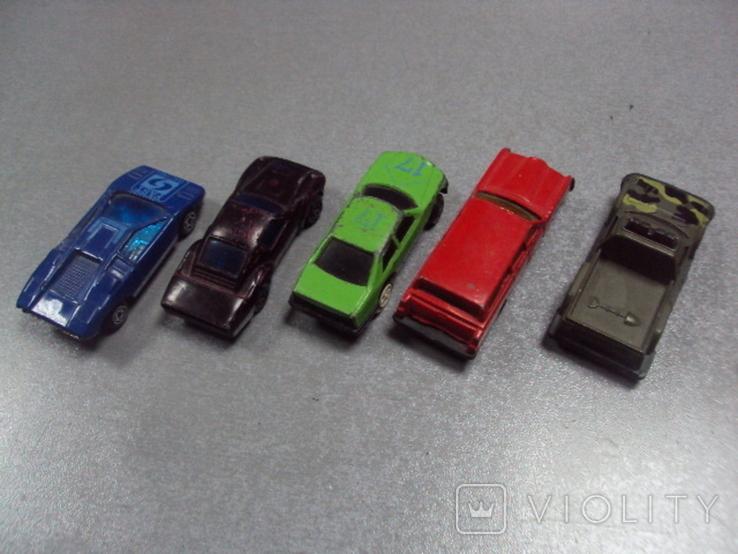 Машинка лот 5 шт, фото №8