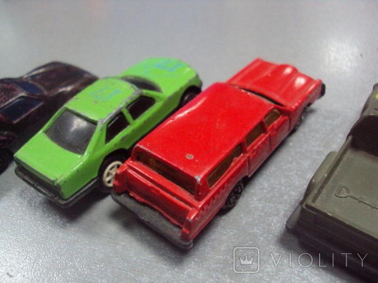 Машинка лот 5 шт, фото №11
