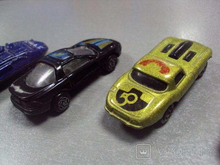 Машинка лот 5 шт, фото №10