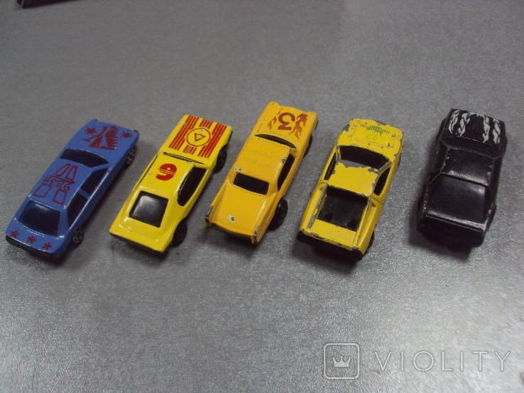 Машинка лот 5 шт, фото №6
