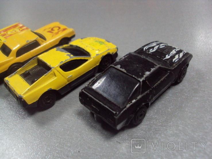 Машинка лот 5 шт, фото №9