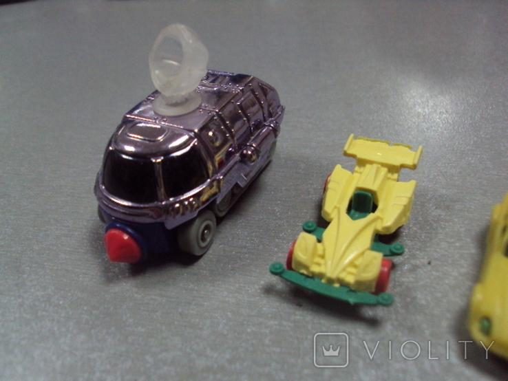 Машинка лот 4 шт, фото №4