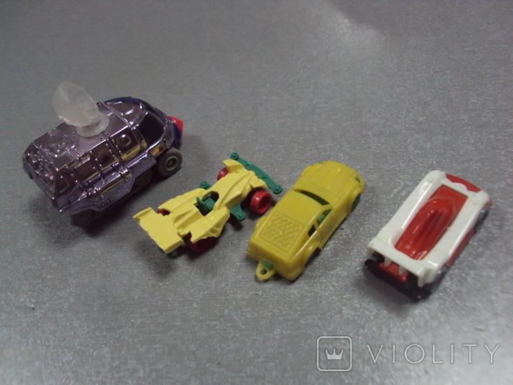 Машинка лот 4 шт, фото №6