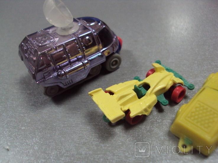 Машинка лот 4 шт, фото №7