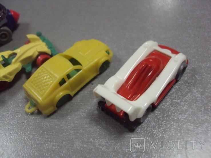 Машинка лот 4 шт, фото №8
