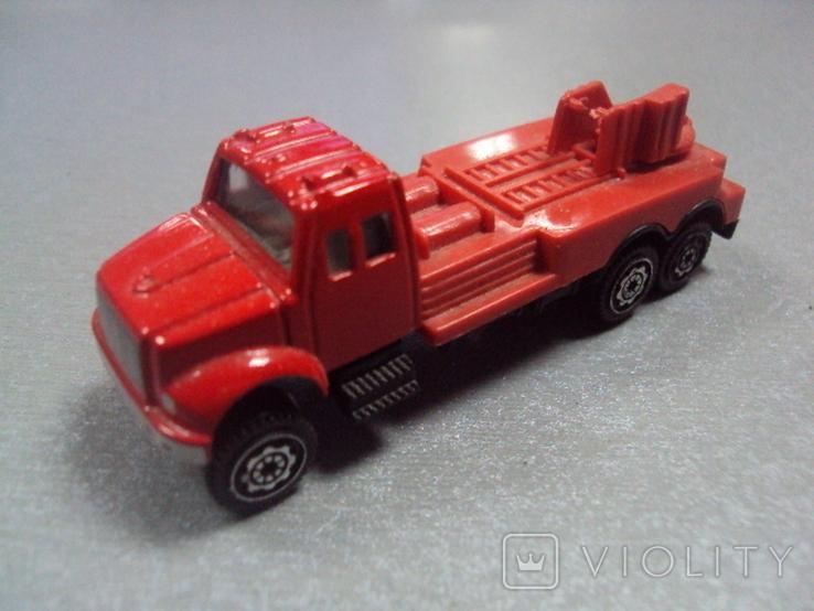 Машинка машина пожарная лот 2 шт, фото №4
