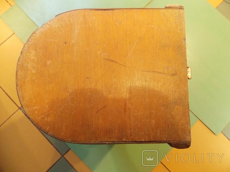 Крышка на старинную швейную машинку., фото №7
