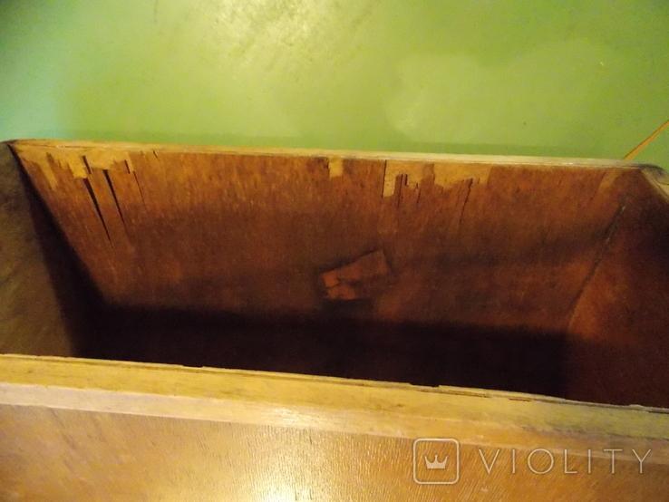 Крышка на старинную швейную машинку., фото №9