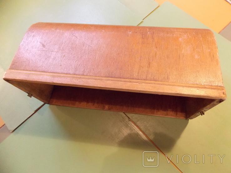 Крышка на старинную швейную машинку., фото №11