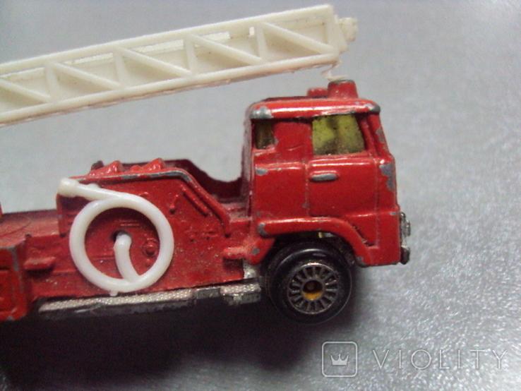 Машинки машина пожарная гонконг, фото №9