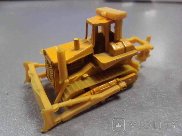 Машинки дорожно-ремонтная техника гонконг лот 2 шт, фото №4