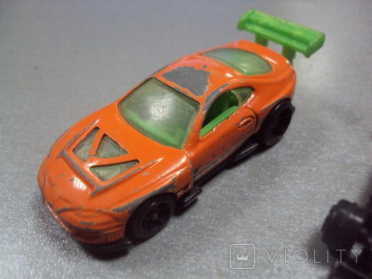 Машинки гоночный формула тайланд лот 2 шт, фото №4