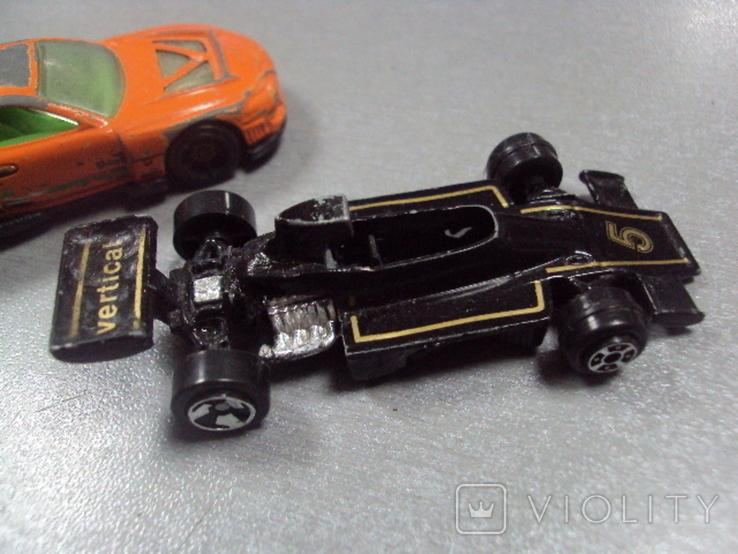 Машинки гоночный формула тайланд лот 2 шт, фото №9