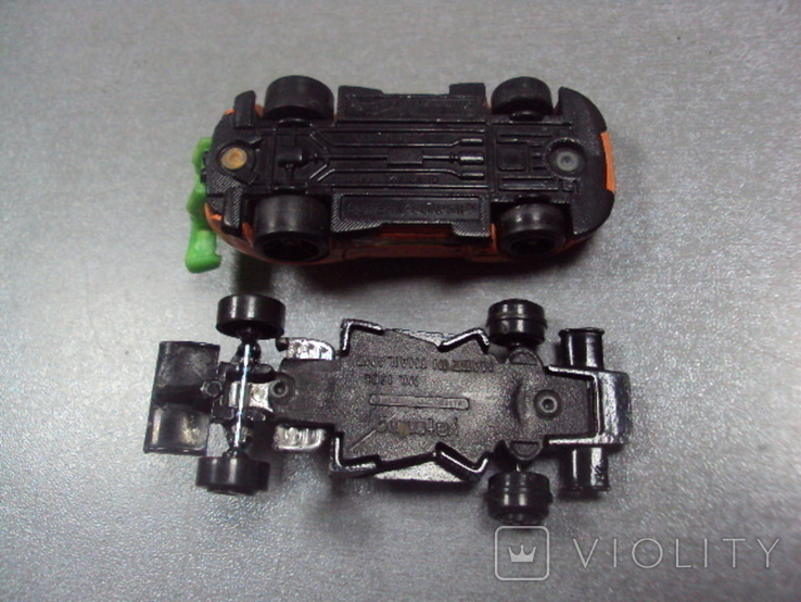 Машинки гоночный формула тайланд лот 2 шт, фото №10
