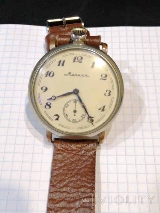 """Часы-Марьяж """"Молния"""", фото №7"""
