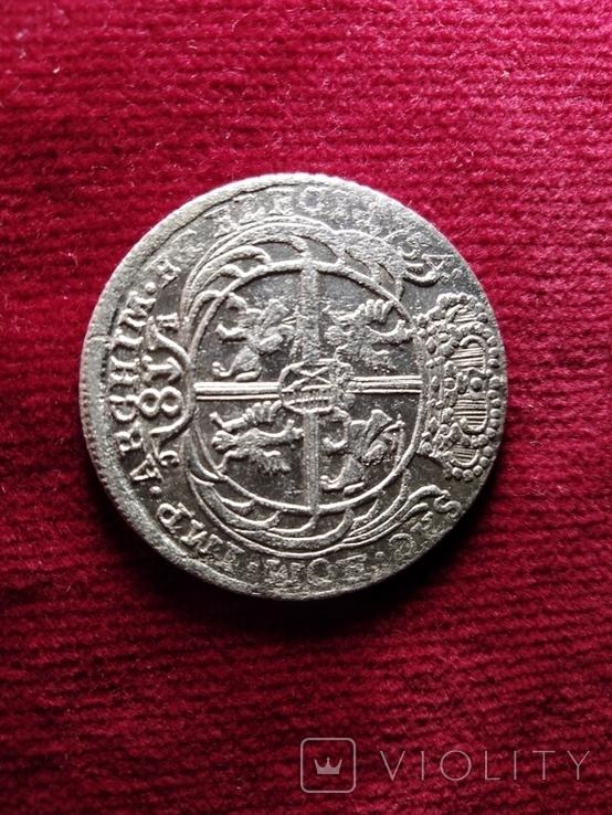 18 грошей 1754 года, фото №5