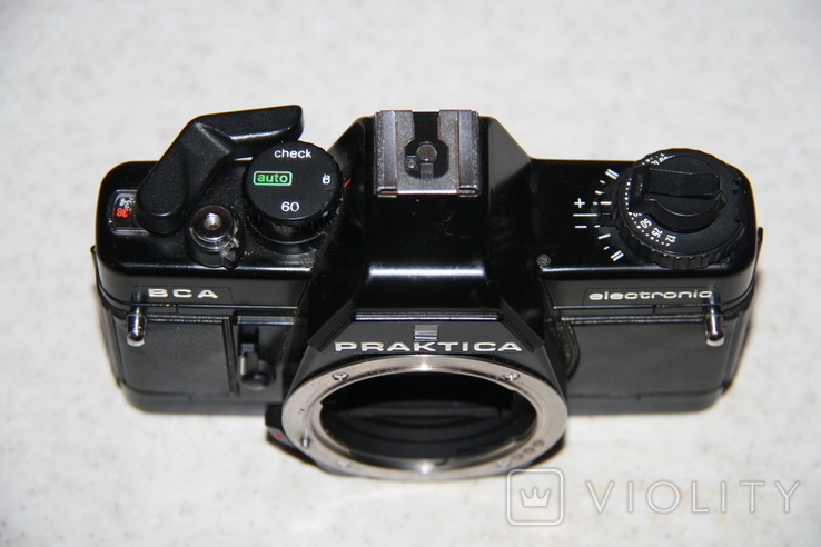 Фотоаппарат Praktica BCA.Баянет. №49.329, фото №3