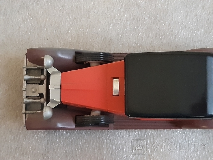 Машинка СССР, фото №8