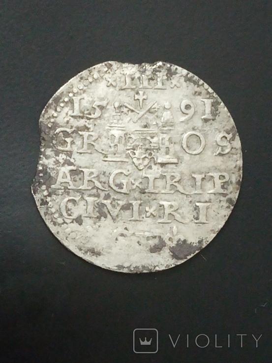 Три гроша 1591р., фото №4