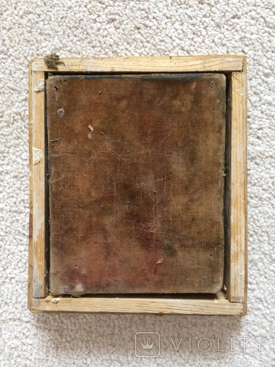 Икона Господь Вседержитель . Размер без киота 17.5 х 14 см, фото №10