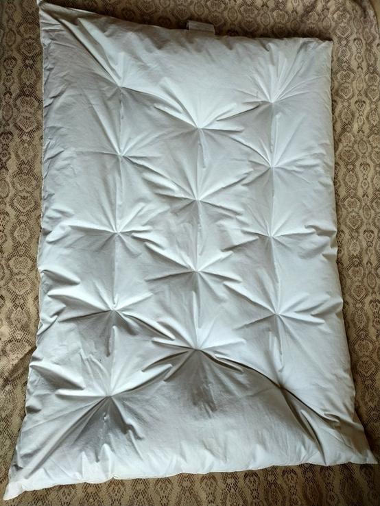 Детское пуховое одеяло PLIMAREX р-р 90х120 см Швейцария(состояние!), фото №5