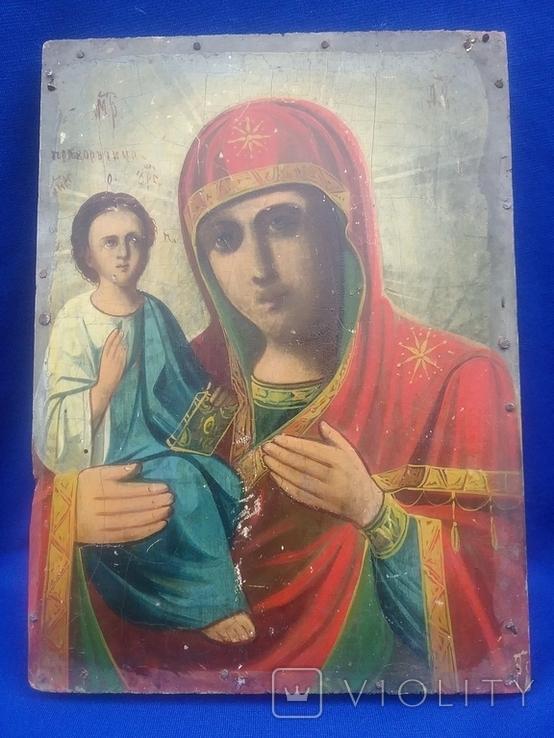Икона Богородица праворучница, фото №2