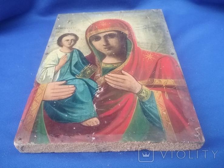 Икона Богородица праворучница, фото №6