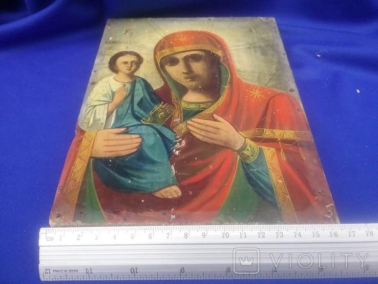 Икона Богородица праворучница, фото №9