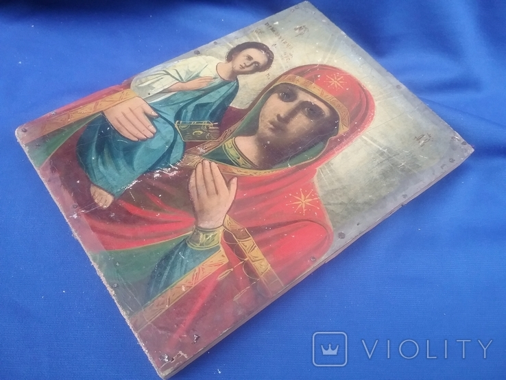 Икона Богородица праворучница, фото №10