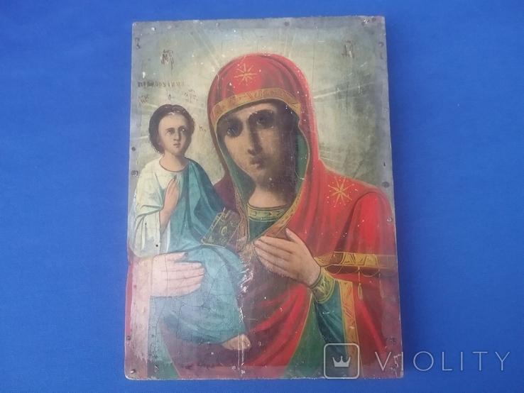 Икона Богородица праворучница, фото №12
