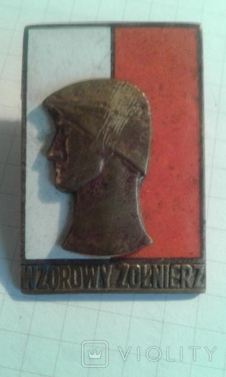 Солдатский-польский-знак, фото №2