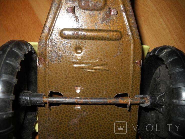 Іграшковий трактор, СССР ., фото №10
