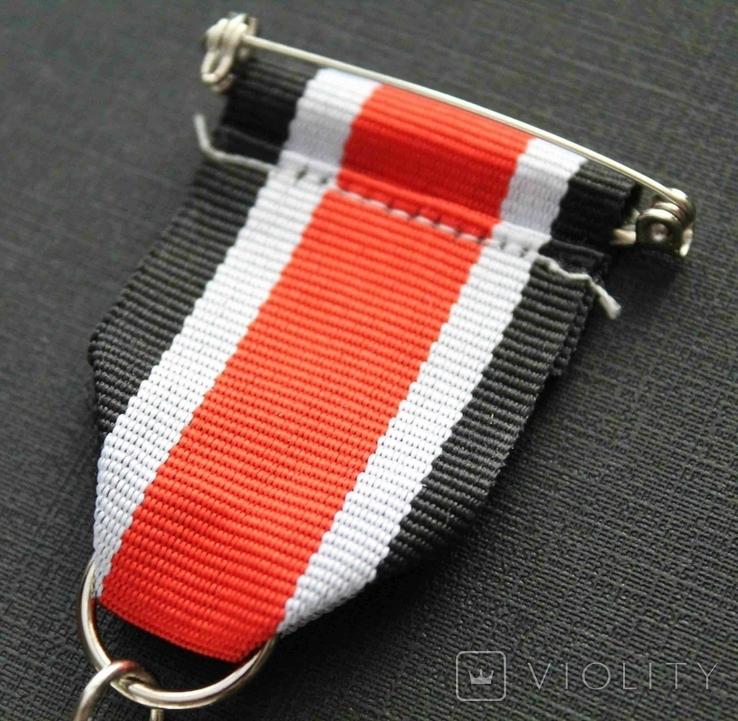 Железный крест Второго класса. 1939 Германия. Рейх Ж.К. (копия), фото №7