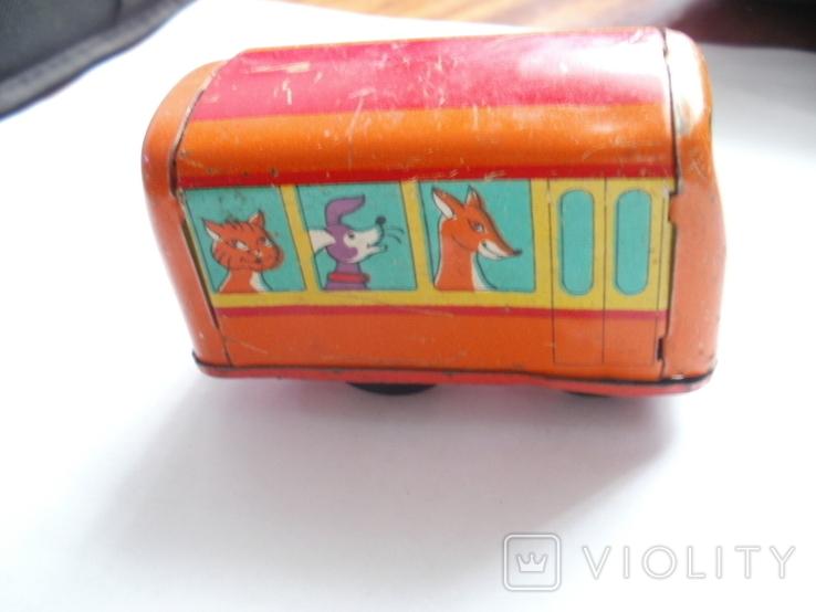 Автобус механический СССР., фото №2