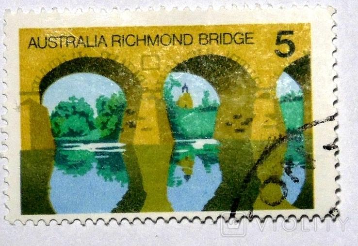 Австралия Richmond Bridge, Tasmania, фото №2