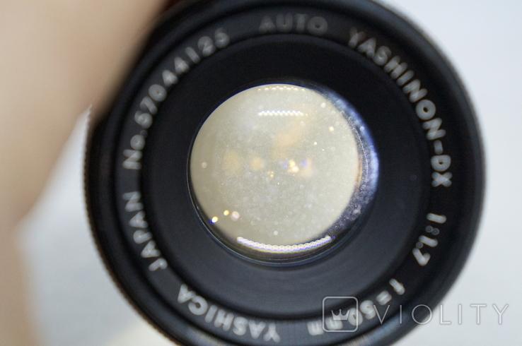 AUTO YASHINON-DX 1:1.7, фото №11