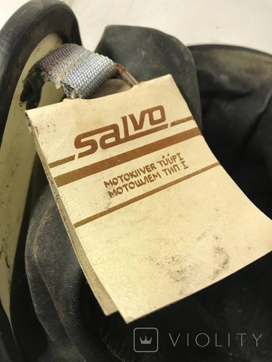 Мото шлем гаи ссср с биркой, фото №5