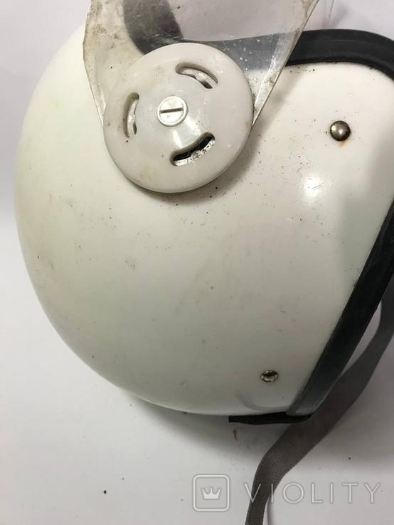 Мото шлем гаи ссср с биркой, фото №7