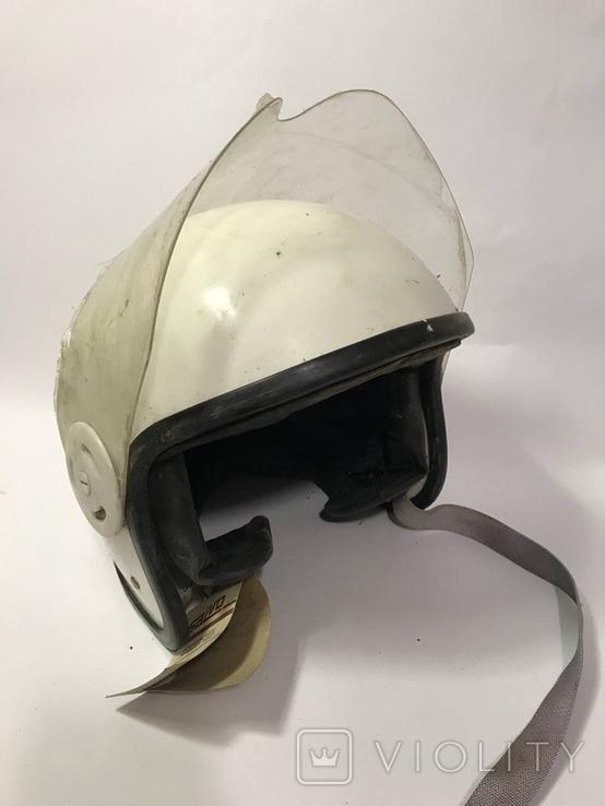 Мото шлем гаи ссср с биркой, фото №10