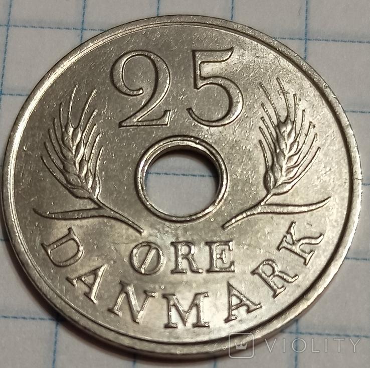 Дания 25 оре 1966, фото №2