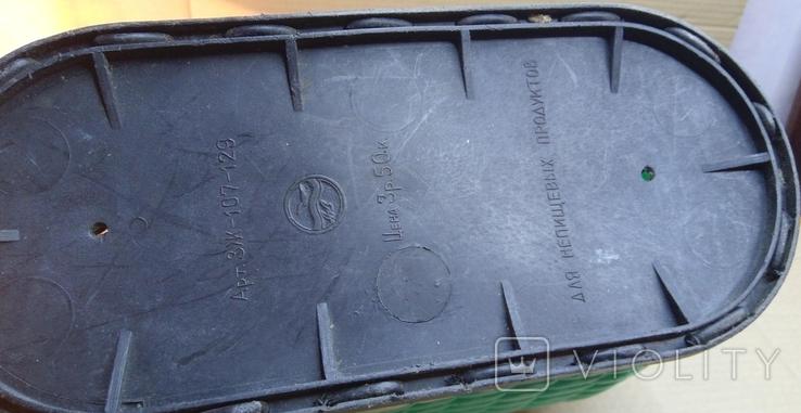Корзина пластмасовая ссср, фото №4