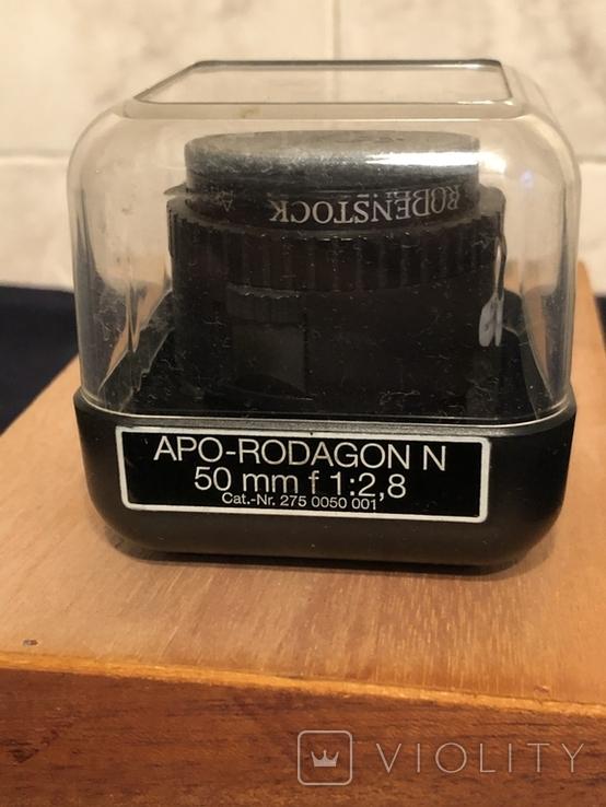 APO-RODAGON 50/ 1: 2,8, фото №2