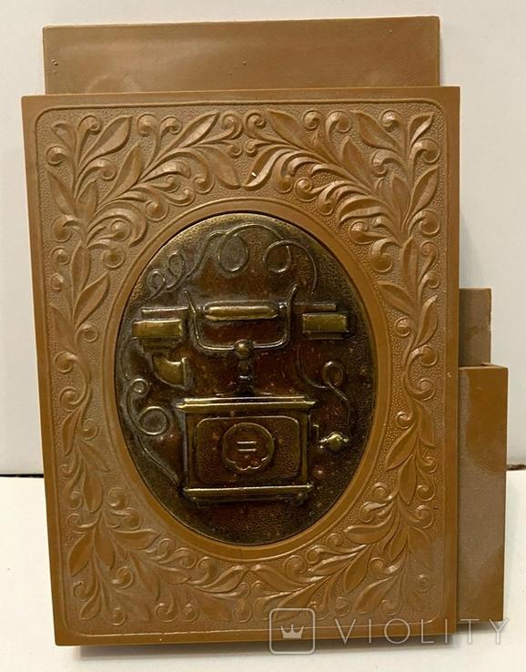 Пластиковый футляр к телефону, фото №2