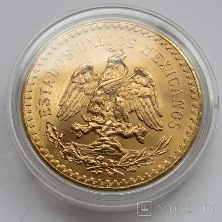 50 песо 1947 г. Мексика, фото №5