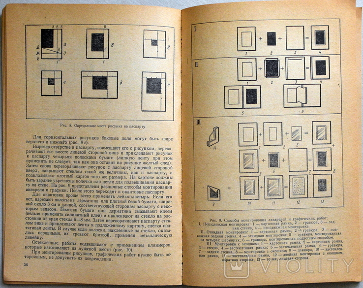 Материалы в изобразительном искусстве., фото №6