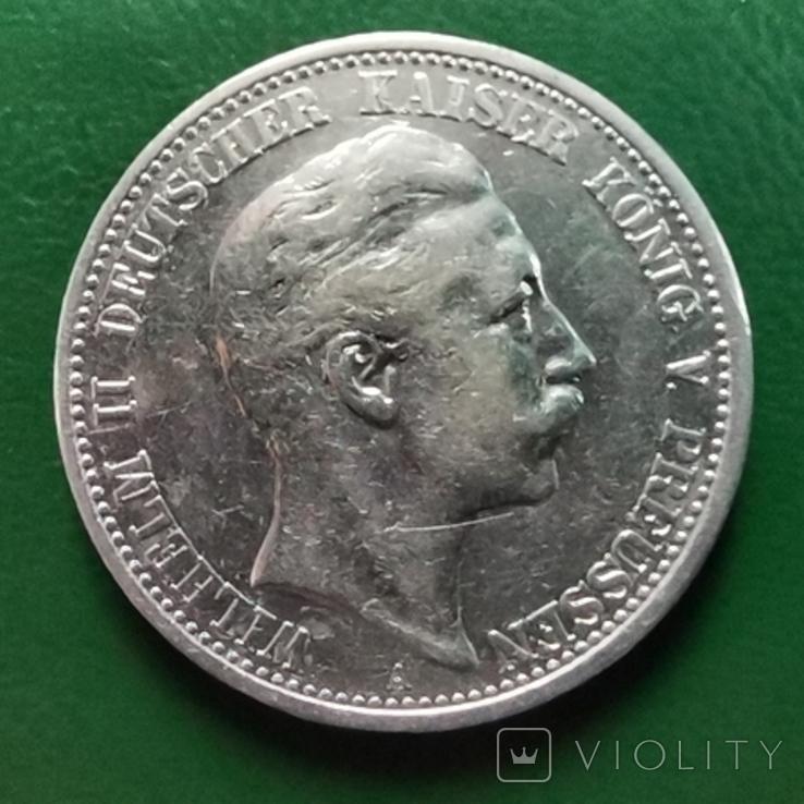 2 марки Пруссия 1905 г., фото №2