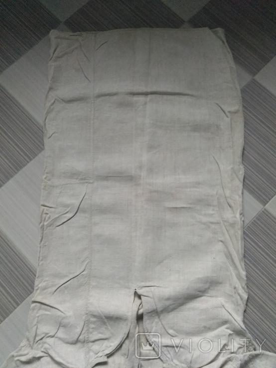 Сорочка белым по белому, фото №4