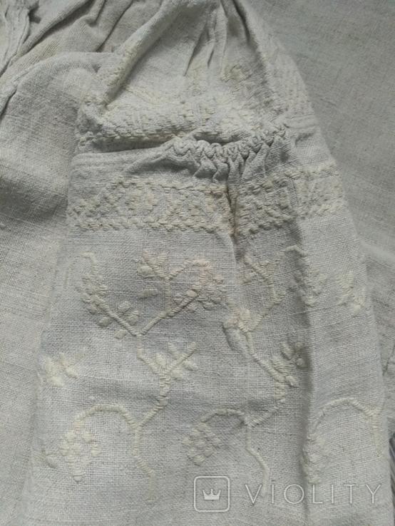 Сорочка белым по белому, фото №8